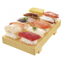 sushi maker stand