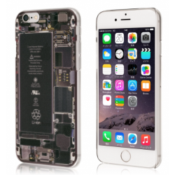 I Style Skeleton Case for iPhone 6