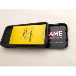 Otterbox Commuter Wallet Case iPhone 5/5s